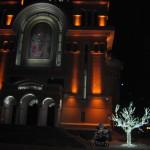 Lumină Sfântă şi sunete divine la Catedrala Episcopală