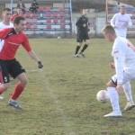 FC Caransebeş a învins la Poli Timişoara!