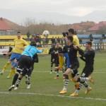 FC Caransebeş a punctat la capitolul onoare