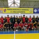 """Inundaţii de fotbal încântător după ploaia de """"stele"""" din Pipirig"""