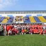 Măria-Sa Fotbalul, sărbătorit la Caransebeş
