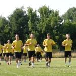 La FC Caransebeş a sunat adunarea!