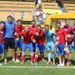 FC Caransebeş 1913, al doilea pas cu dreptul, la Braşov