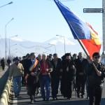Caransebeş, Revoluţie, Tricolor!