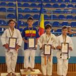 Micii judokani, pe podium la Baia Mare