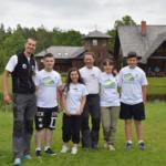 """Rangerii juniori din Munţii Ţarcu au reprezentat România la """"Europarc"""""""