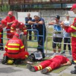 Situaţiile de Urgenţă, în Teiuş
