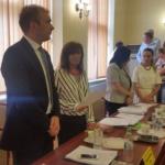 Consiliul Local Caransebeş are un nou membru
