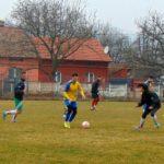 """""""Viitorul"""" a jucat cu viitorul fotbalului caransebeşean"""