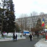 """Disponibilizări """"de la vlădică până la opincă"""" la spitalul din Caransebeş"""