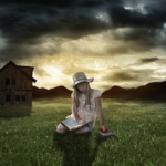 Povestea fetiței îndrăgostite de cuvinte