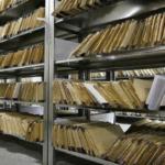 Arhivele, o bucăţică de istorie