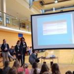 Tinerii din Băuţar, elevi activi – cetăţeni activi