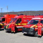 Şapte ani de SMURD în Caraș-Severin