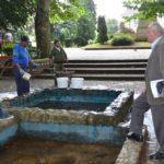 A început curăţenia de… vară la Caransebeş