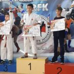 Tinerii de la AS Complex Gym Oţelu Roşu, rezultate excelente la Bucureşti