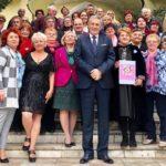 Femeile liberale, de Ziua Mondială a Luptei împotriva Cancerului