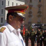 Generalul Dinulică, la raport!