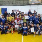 Speranţele fotbalului gugulan s-au întrecut la Caransebeş