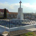 Monumentul Eroilor de la Glimboca, reabilitat
