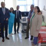 Aparatură de 80.000 de euro la spitalul din Caransebeș