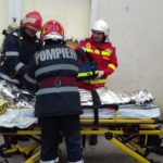 Pompierii militari din municipiu s-au antrenat la Băile Herculane