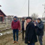 Primăria, cu ochii pe lucrările de pe strada Laurenţiu Iancu