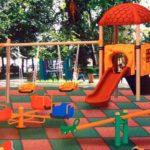 """Loc de joacă pentru micii """"recruţi"""", în Parcul """"Gen. Dragalina"""""""