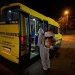 Curăţenie de primăvară şi dezinfecţie la Caransebeş