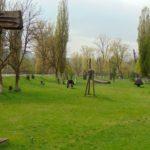 Se reamenajează Parcul Teiuş
