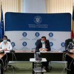 Caransebeşeanul Andrei Ungur, la prima şedinţă la minister