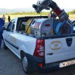 A doua tură de dezinsecţie la Caransebeş