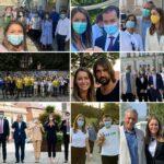 """Andra Pleșa: """"Mă simt fericită pentru că reușim să ducem o campanie curată, transparentă și corectă"""""""