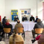 Candidaţii liberali pentru Parlament s-au întâlnit cu cetăţenii din  Herculane şi Bocşa