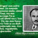 Învățătorul Nicolae Tîrziu, un om între oameni