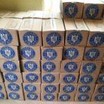12.625 de pachete cu ajutoare alimentare au plecat spre primăriile din judeţ