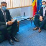 Vicepreşedintele Consiliului Judeţean, la Guvern, pentru a aduce bani în Caraş-Severin