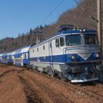 Pe relaţia Caransebeş – Arad, trenul va circula cu 160 de kilometri pe oră!