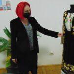 Costum de tezaur, la muzeul caransebeşean