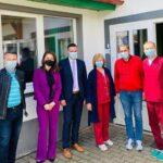 """Andrei Ungur a primit o """"lecţie de medicină"""" la Slatina-Timiş"""