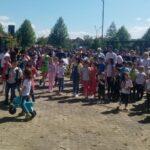 Caransebeşul şi-a sărbătorit copiii în Parcul Teiuş