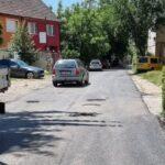 La Caransebeş se toarnă asfalt
